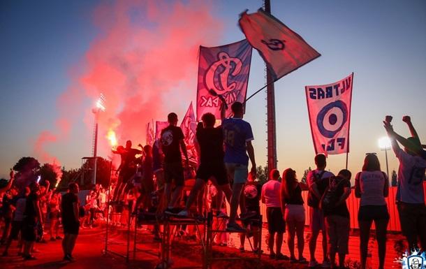 Ультрас Динамо готове до протестів через призначення Луческу