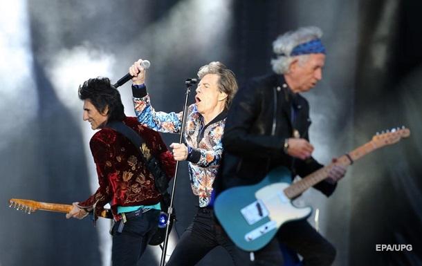 Rolling Stones выпустили потерянную ранее песню
