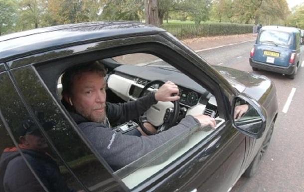 Гая Річі позбавили водійських прав
