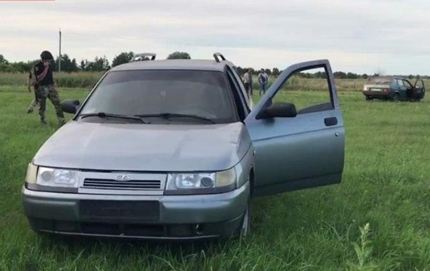 Полиция нашла машину полтавского  угонщика
