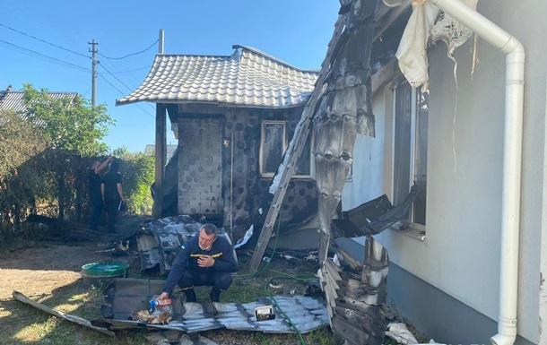 Пожар в доме Шабунина: полиция не нашла взрывчатки