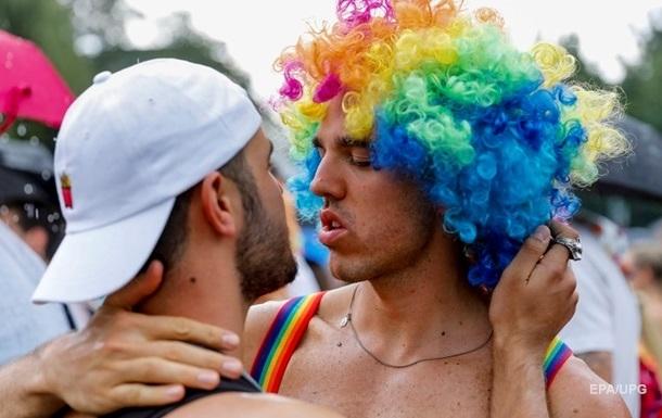 Нардепи пропонують штрафувати за пропаганду гомосексуалізму
