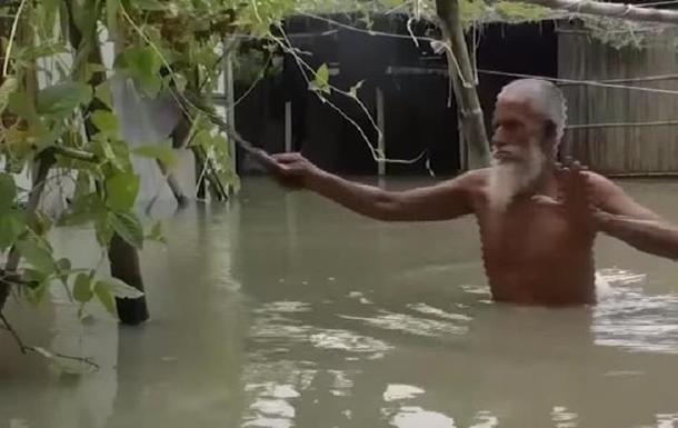 Треть Бангладеш ушла под воду