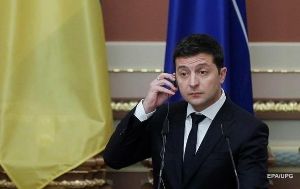 Зеленский провел переговоры с руководством ЕБРР