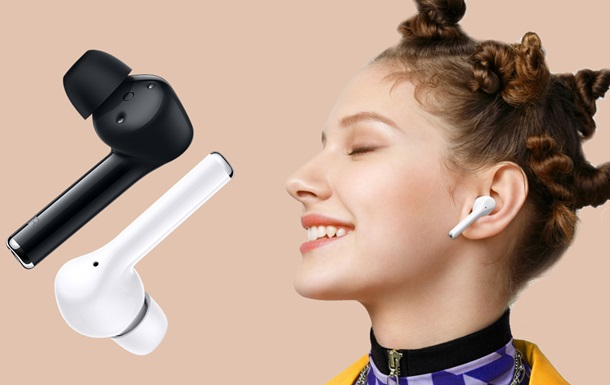 Huawei представила нові бездротові навушники