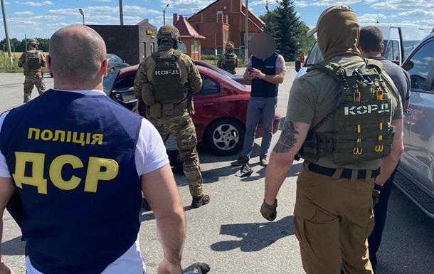На Харківщині чоловіка викрали і вимагали за нього викуп