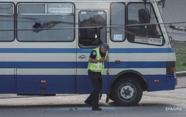 Захват автобуса в Луцке: еще одна заложница рассказала о случившемся