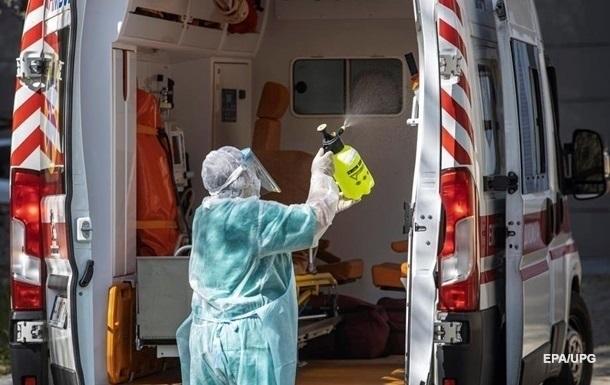 COVID-19: в Бердянске удвоилось число больных врачей 'скорой'