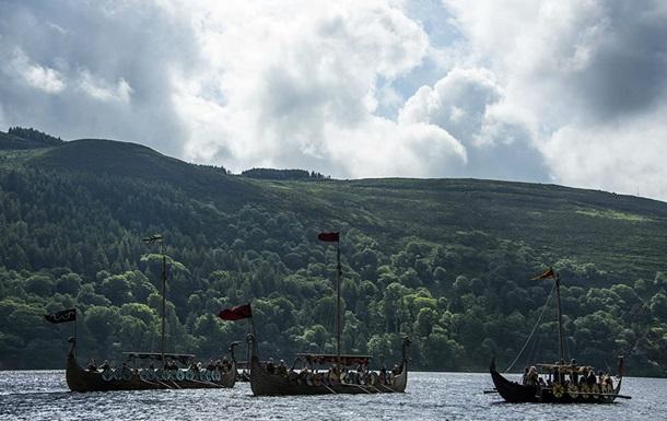 Викинги атакуют евреев и ларисиев в Таматархе