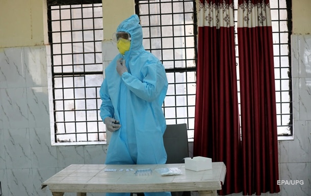 Индия начала тестировать вакцину от коронавируса на людях