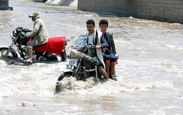 В Йемене 16 человек стали жертвами наводнений