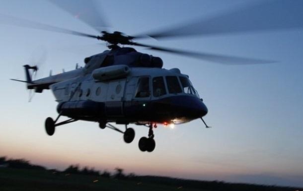 В Испании разбился вертолет, двое погибших