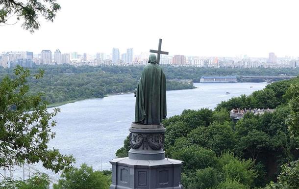 Князь Володимир – будівничий Святої Русі
