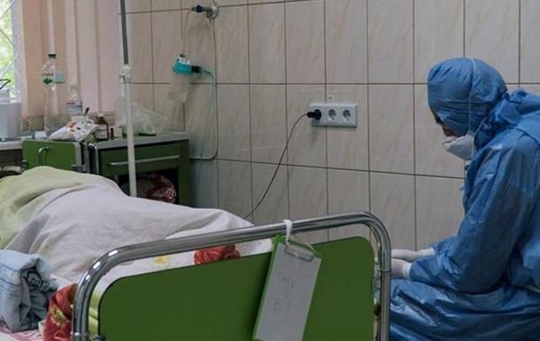 В Одесі відкривають лікарні другої хвилі через хворих на COVID