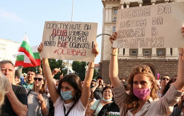 В Болгарии продлили чрезвычайную ситуацию из-за коронавируса