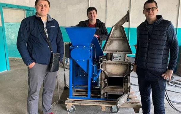 Ученые из Днепра изобрели машину для утилизации медотходов