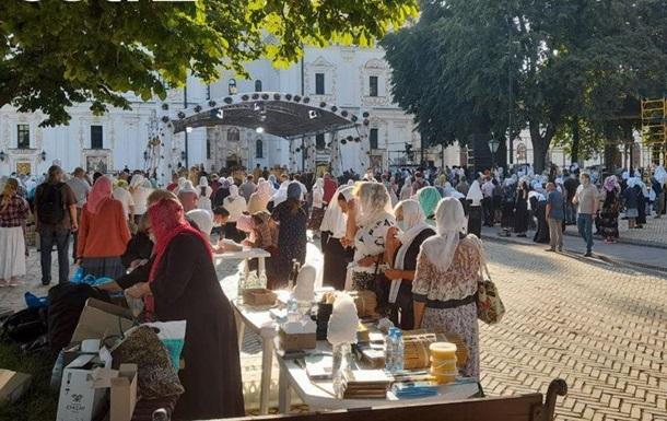 День Крещения Киевской Руси: онлайн литургий