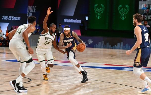 НБА: Пеликанс разгромили Милуоки, Бруклин уступил Юте