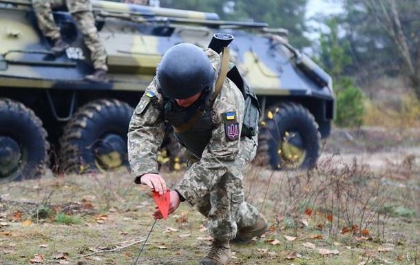 Военные заявляют об одном обстреле на Донбассе