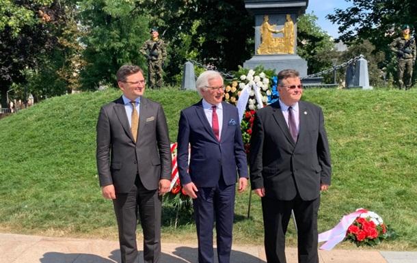Вторая встреча Люблинского треугольника пройдет в Украине