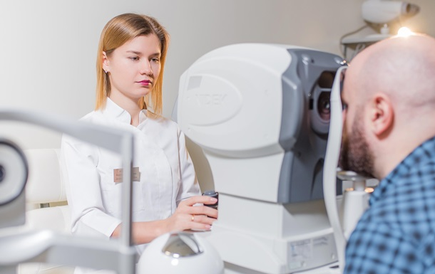 Лазерная коррекция зрения в формате 3D. Технология номер один в мире