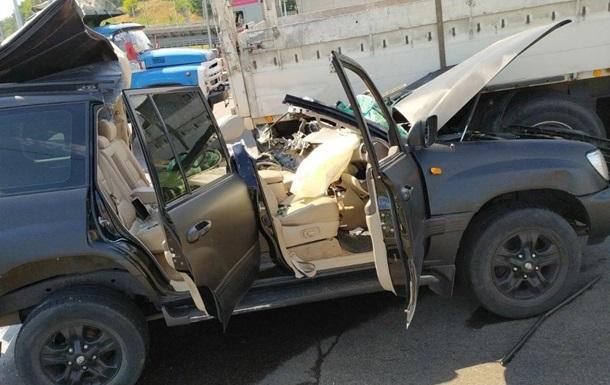 В Киеве произошло смертельное ДТП