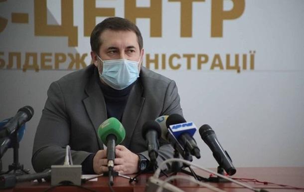 Луганский губернатор выступил против выборов в прифронтовых районах