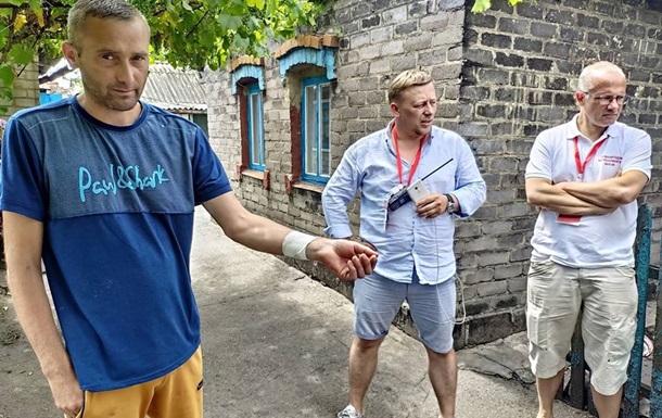 На Донбасі мирний житель постраждав від обстрілу - соцмережі