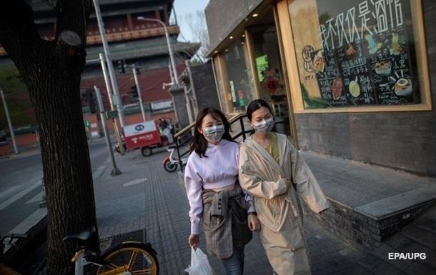 Китай вперше за три місяці показав антирекорд з COVID