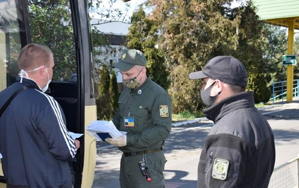 Украинским пограничникам предлагают взятки для обхода новых правил