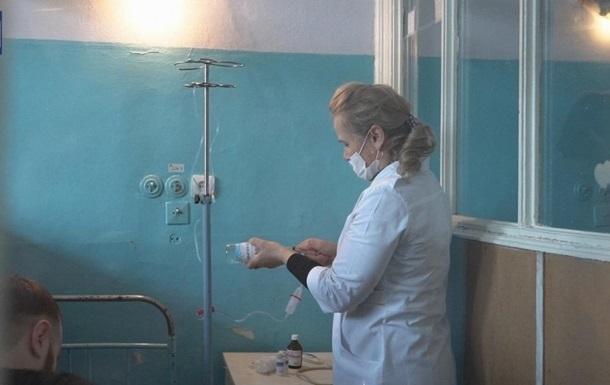 В больнице на Сумщине выявили вспышку коронавируса