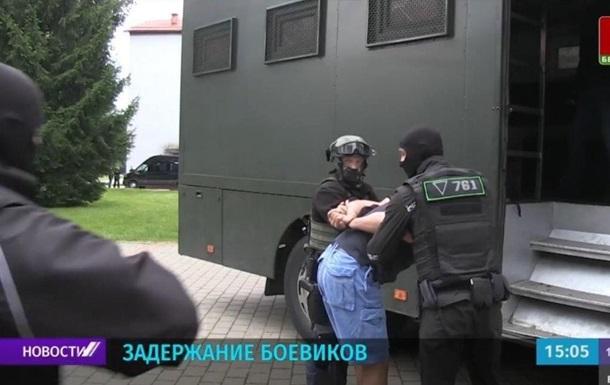 В Беларуси заявили о задержании десятков россиян