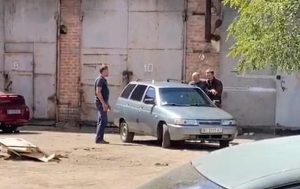 МВД: Полтавский захватчик мог совершить суицид