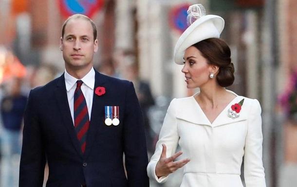 Принц Вільям повідав про невдалий презент для Кейт