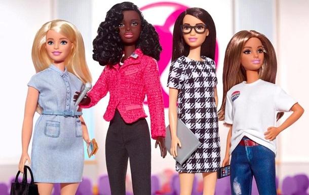 Новую коллекцию кукол Барби посвятят политике: фото