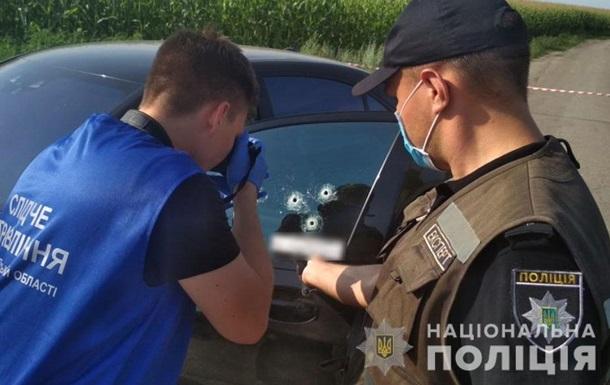 Расстрел авто на Полтавщине: подробности