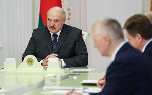Лукашенко терміново скликав Раду безпеки