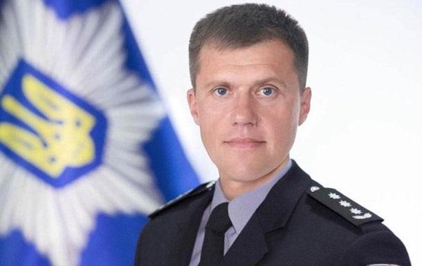 Призначений новий голова поліції Чернігівської області