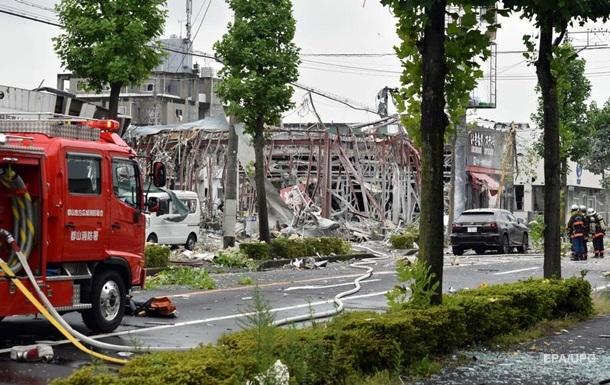 В Японии взорвался ресторан: 18 пострадавших