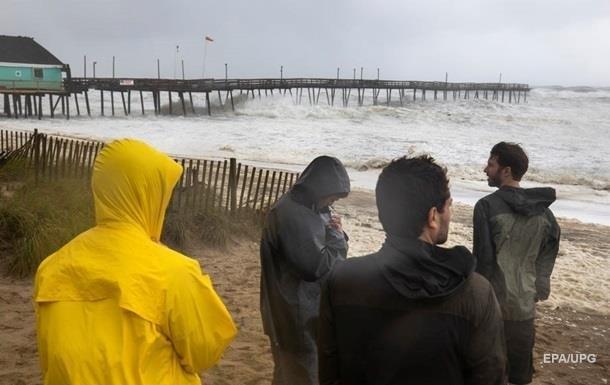 В Атлантике сформировался тропический шторм Исаиас