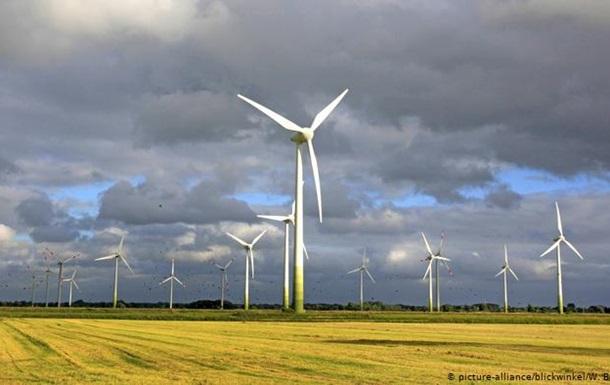 Частка зеленої електроенергії в Німеччині вперше сягнула 50 відсотків