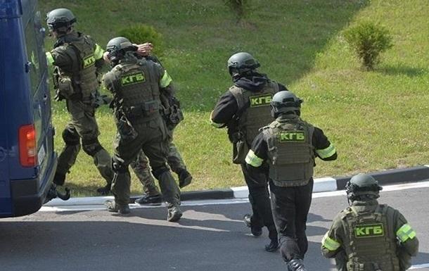 В Беларуси ищут 'до двухсот боевиков'