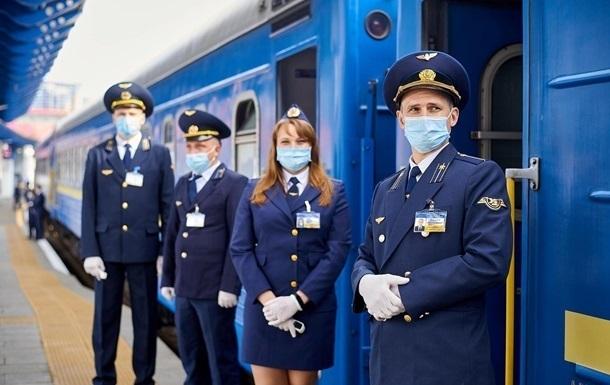 УЗ возобновляет движение поезда Киев – Рахов