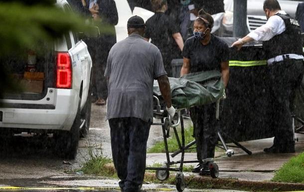 В американском Сент-Луисе произошла стрельба, трое погибших