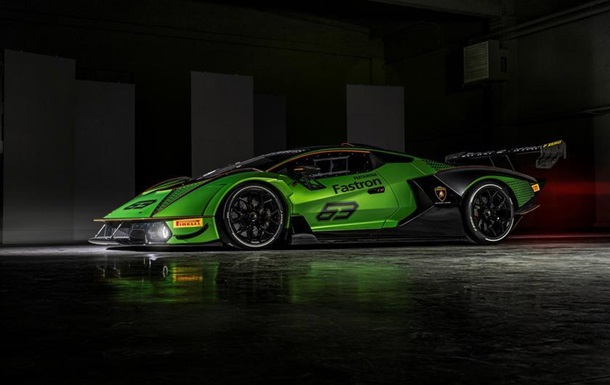Lamborghini выпустила самый мощный спорткар: фото, видео
