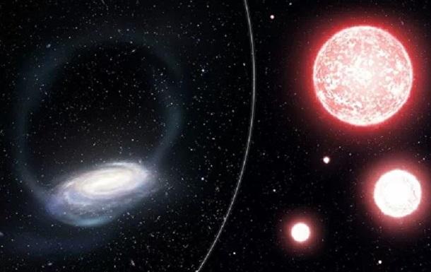 Астрономи знайшли розірване нашою Галактикою зоряне скупчення