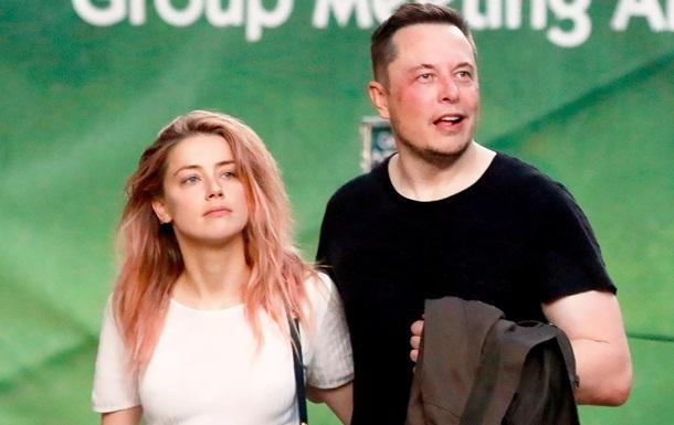 Маск судився з Герд через заморожені ембріони