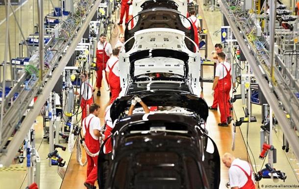 Економіка Німеччини впала до 50-річного мінімуму через карантин
