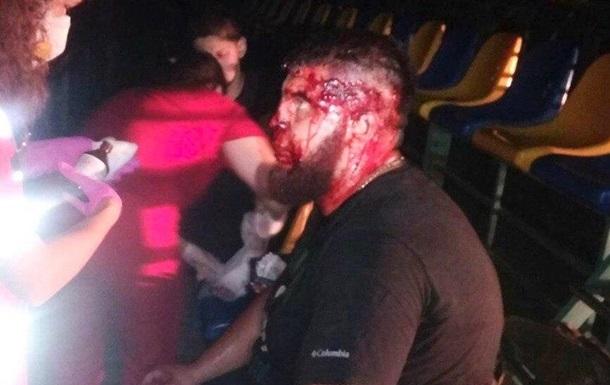 Под Киевом массовая драка закончилась стрельбой - СМИ