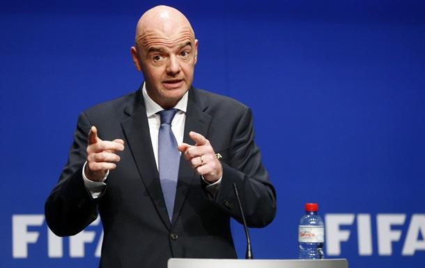 Президенту ФИФА выдвинуты обвинения в Швейцарии - СМИ